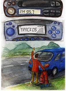 Звукът на пътя