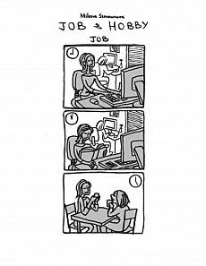 Работа и хоби