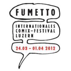 Fumetto 2012 Logo