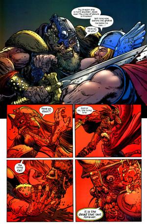 Thor - Vikings #5 - P14 [HG]