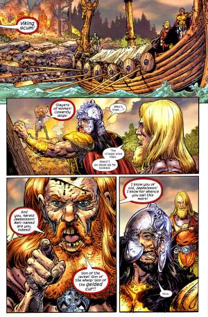 Thor - Vikings - P07 [HG]